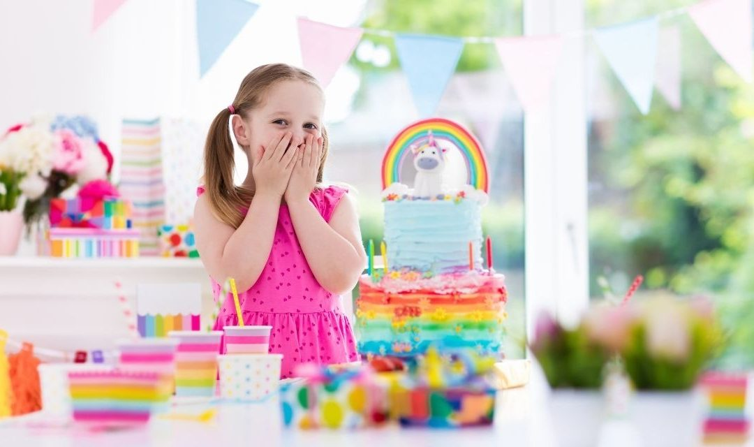 North Shore Kid's Birthday Party Planning Guide