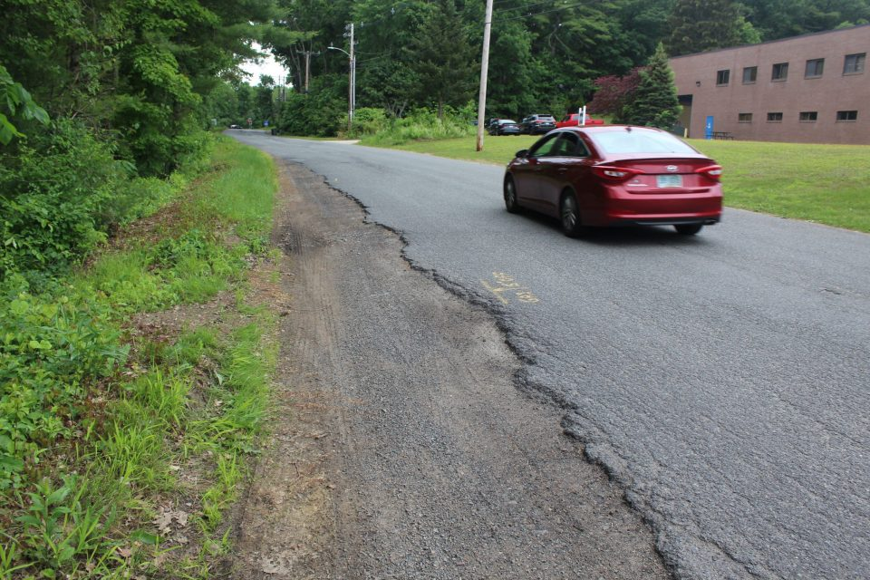 Who Will Pay to Rebuild Carleton Drive?